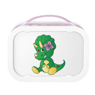 Cute Dinasour Lunch Box