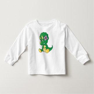 Cute Dinasour Toddler T-shirt