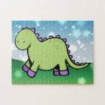 Cute Dino Puzzles