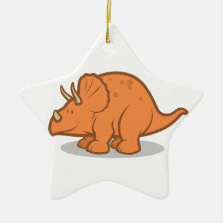 Cute Dinosaur for kids Ceramic Ornament