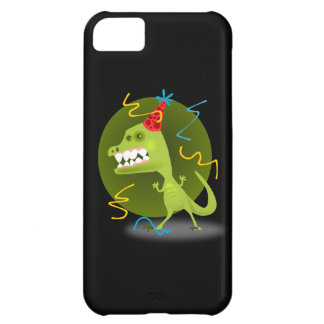 Cute Dinosaur iPhone 5 Case Green Dino
