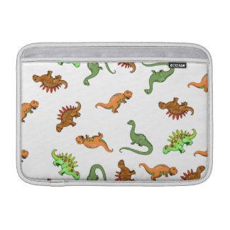 Cute Dinosaur Pattern Sleeve For MacBook Air
