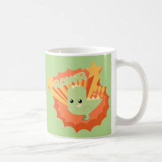 Cute Dinosaur Rawr Coffee Mugs