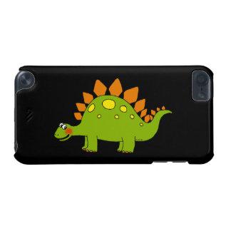 Cute dinosaur - stegosaurus iPod touch 5G cases
