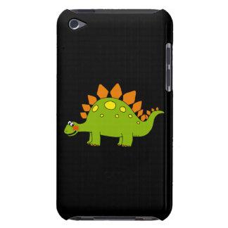 Cute dinosaur - stegosaurus Case-Mate iPod touch case