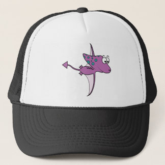 Cute Dinosaur Trucker Hat
