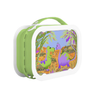 Cute Dinosuars lunch box