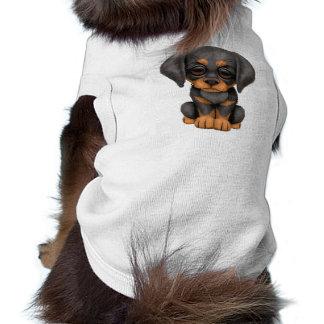 Cute Doberman Pinscher Puppy Dog Shirt