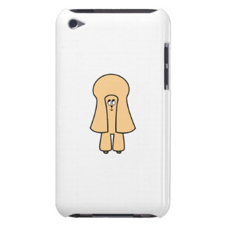 Cute Dog. Apricot Toy Poodle / Miniature Poodle. Barely There iPod Covers