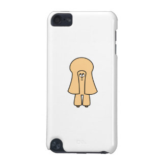 Cute Dog. Apricot Toy Poodle / Miniature Poodle. iPod Touch 5G Case