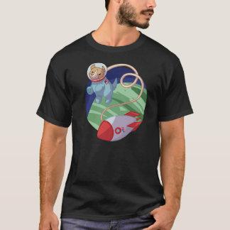 Cute Dog Astronaut T-Shirt