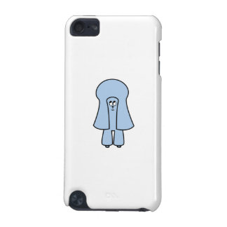 Cute Dog. Blue Toy Poodle / Miniature Poodle. iPod Touch 5G Covers