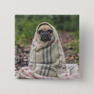 Cute Dog button 2