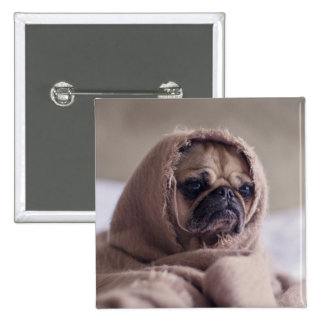 Cute Dog button 3