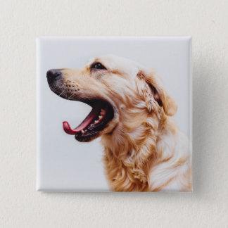 Cute Dog button 6