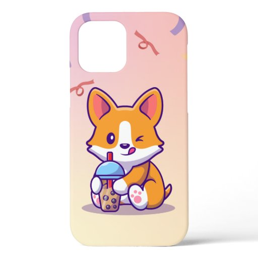Cute Dog iPhone 12 Pro Case