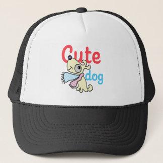 cute dog cool design trucker hat