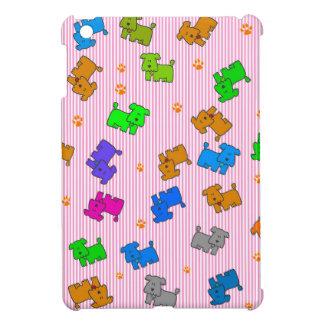 Cute Dog Cover For The iPad Mini