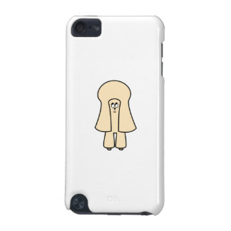 Cute Dog. Cream Toy Poodle / Miniature Poodle. iPod Touch (5th Generation) Case