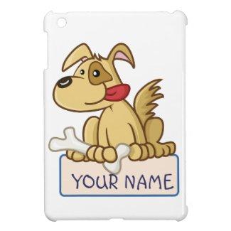 Cute dog iPad mini cover