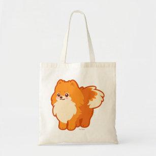 Pomeranian Dog Stuff Personalized Pomeranian Tote Custom Dog Tote Totes dog gift Pomeranian Dog Tote Pomeranian Gift Dog Tote Bag
