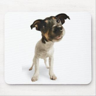 Cute dog mousepad