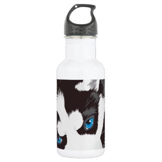 Cute Dog 18oz Water Bottle