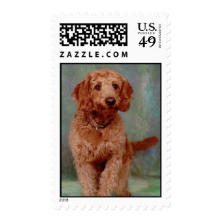 Cute Dog Stamps