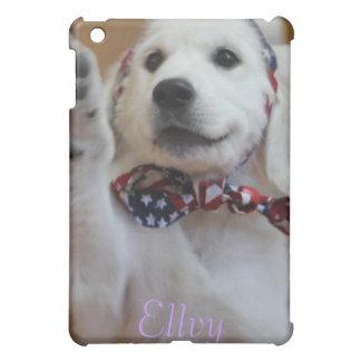 Cute dog protector iPad mini cases