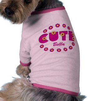 Cute petshirt