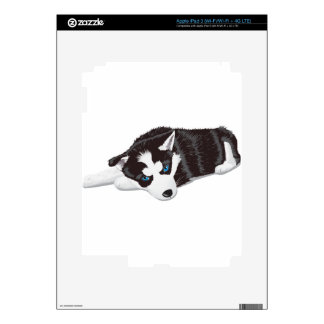 Cute Dog iPad 3 Skin