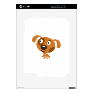 Cute Dog Skins For The iPad 2