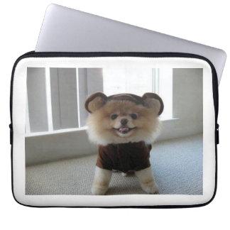 Cute dog sleeve