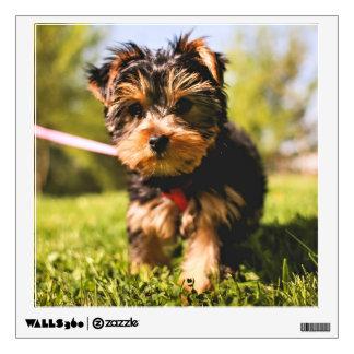 Cute Dog wall decal 3
