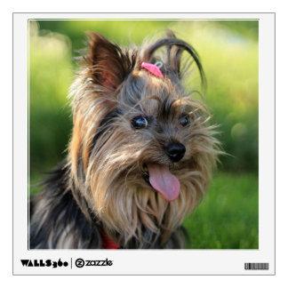 Cute Dog wall decal 7