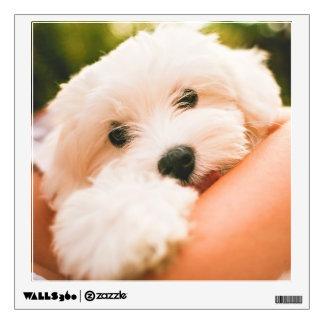 Cute Dog wall decal 8