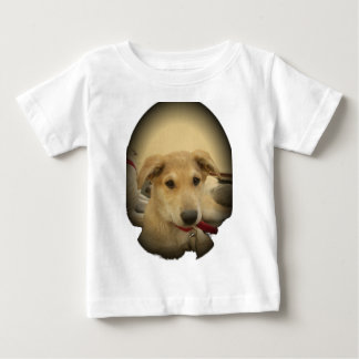 Cute Dogs and Puppies Mans second Best Friend.png Baby T-Shirt