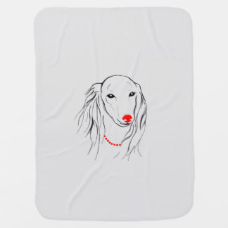 Cute Dogs Baby Blanket