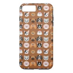 Case-Mate Tough iPhone 7 Plus Case with Cocker Spaniel Phone Cases design