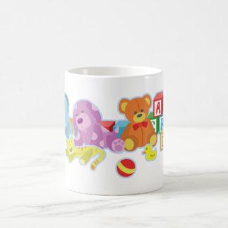 Cute Dolls Coffee Mug