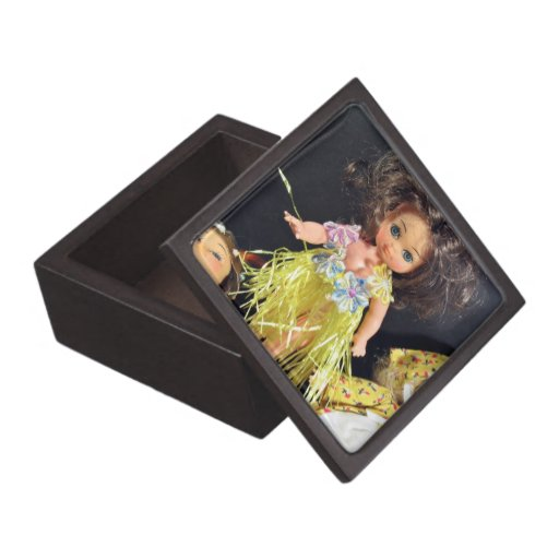 Cute dolls premium trinket boxes