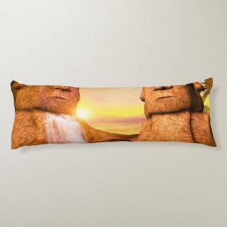 Cute dolphin body pillow
