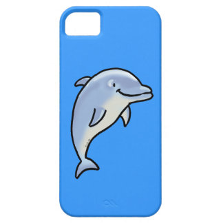 Cute dolphin iPhone 5 case