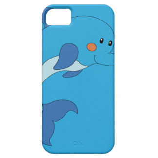 cute dolphin iPhone 5 cases