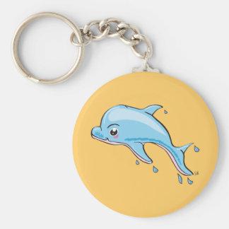 Cute Dolphin Kawaii keychain
