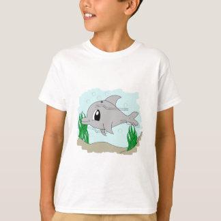 Cute Dolphin Kids T-Shirt