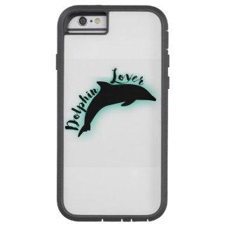 cute dolphin lover phone case