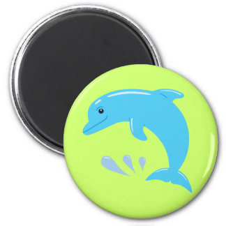 Cute Dolphin Magnet