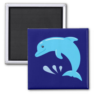 Cute Dolphin Magnets