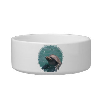 Cute Dolphin Pet Bowl